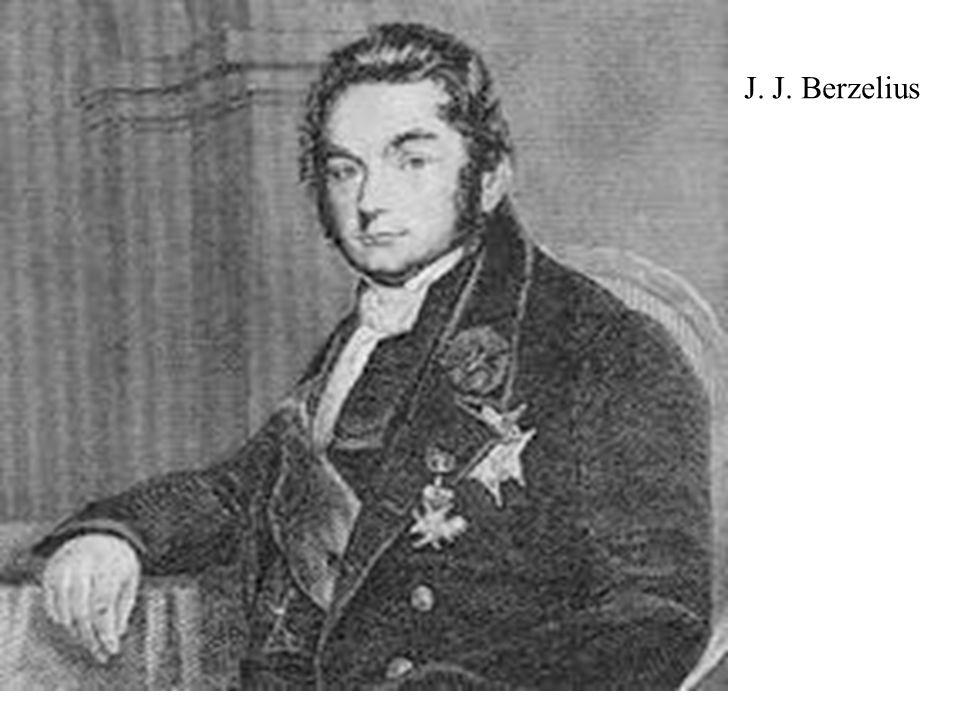 J. J. Berzelius