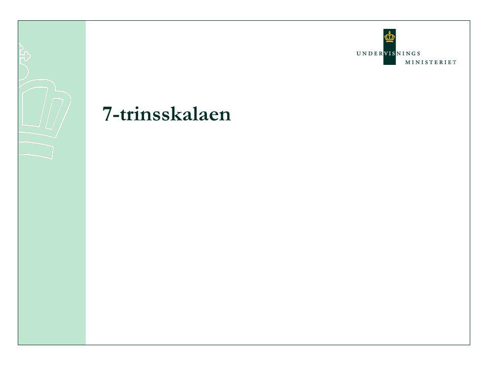 7-trinsskalaen