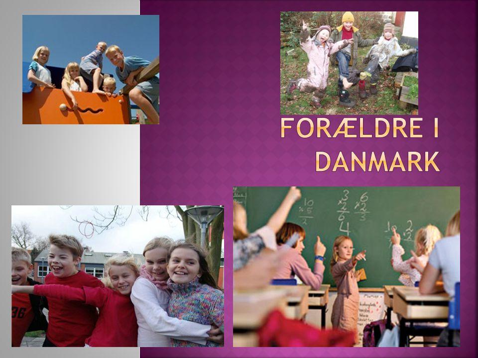 Forældre i Danmark