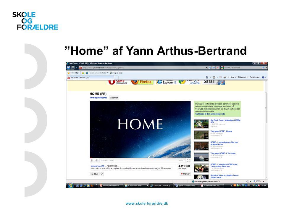 Home af Yann Arthus-Bertrand