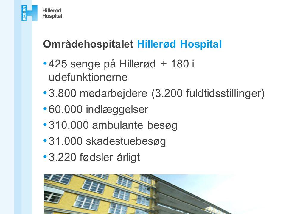 Områdehospitalet Hillerød Hospital