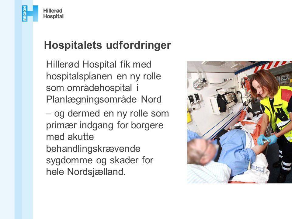 Hospitalets udfordringer