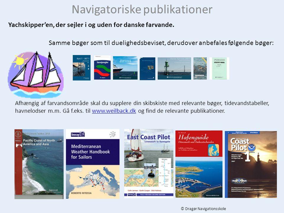 Navigatoriske publikationer
