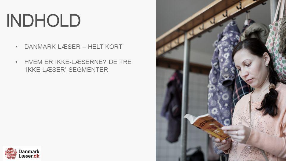 indhold DANMARK LÆSER – HELT KORT