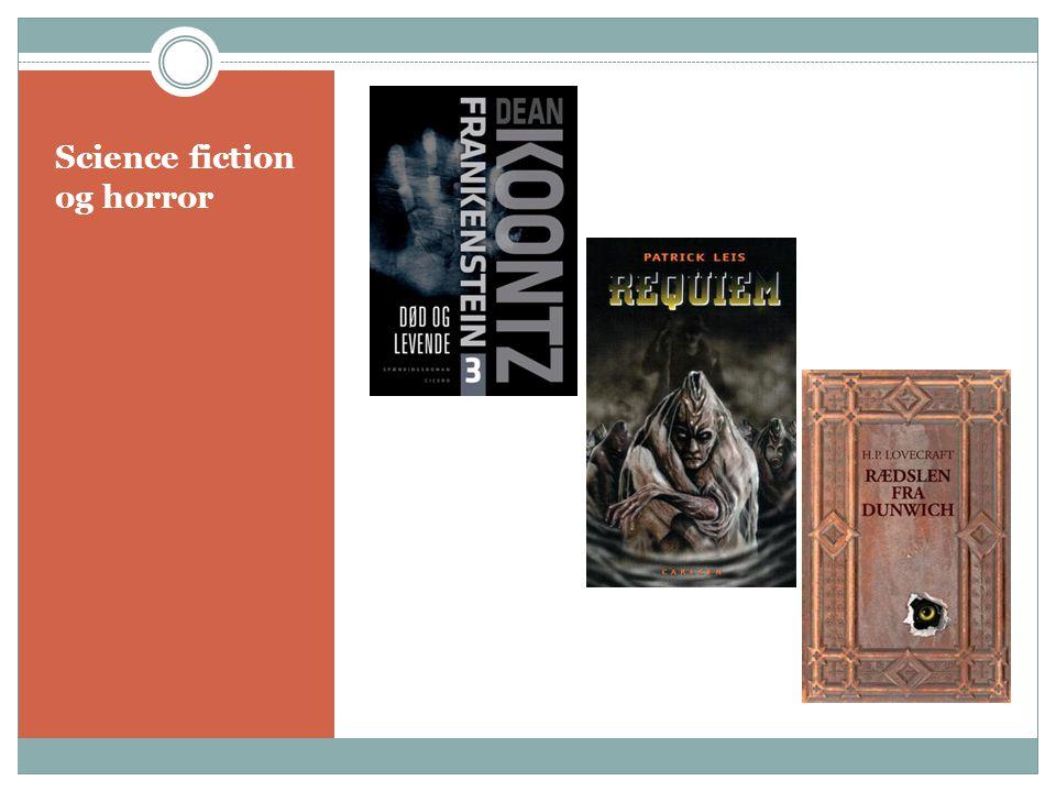 Science fiction og horror