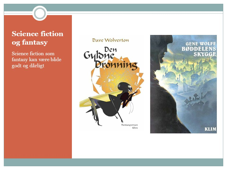 Science fiction og fantasy