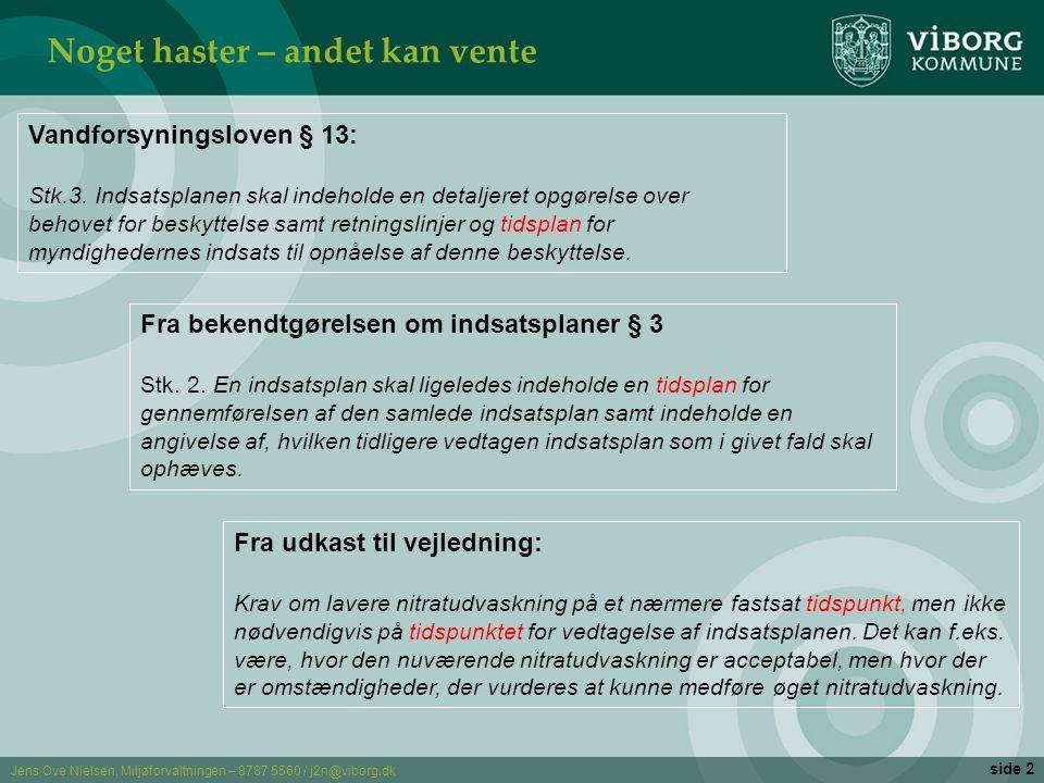 Vandforsyningsloven § 13: