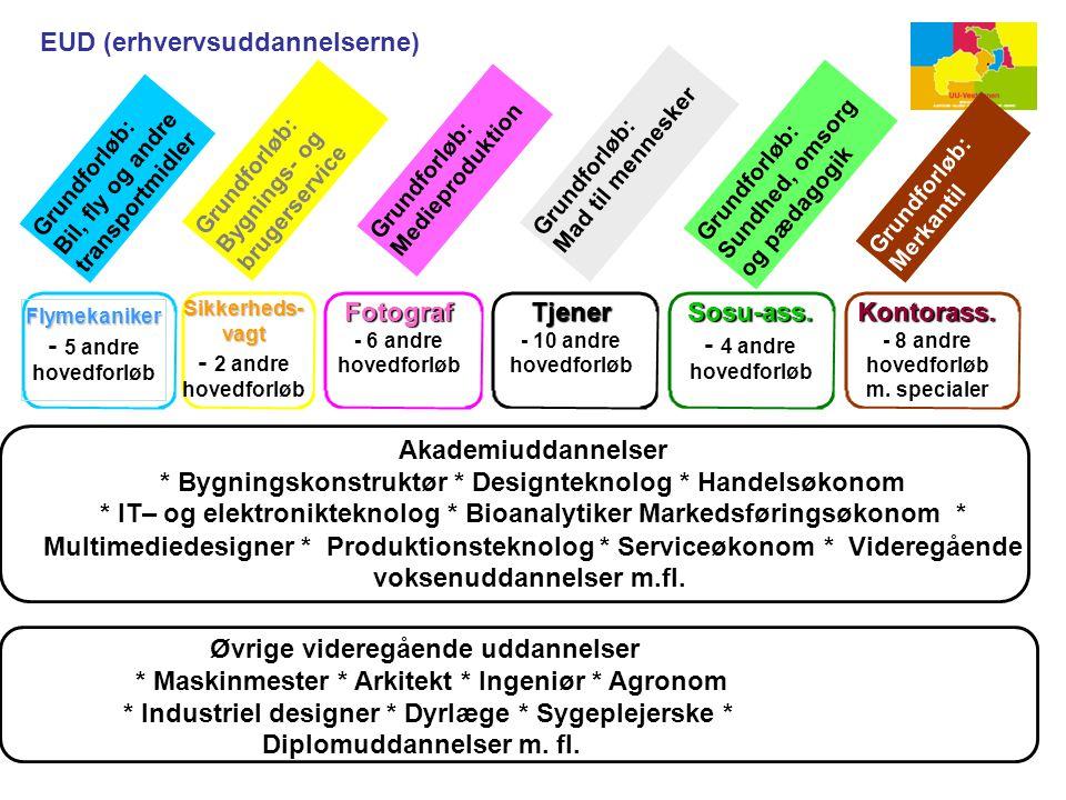 EUD (erhvervsuddannelserne)