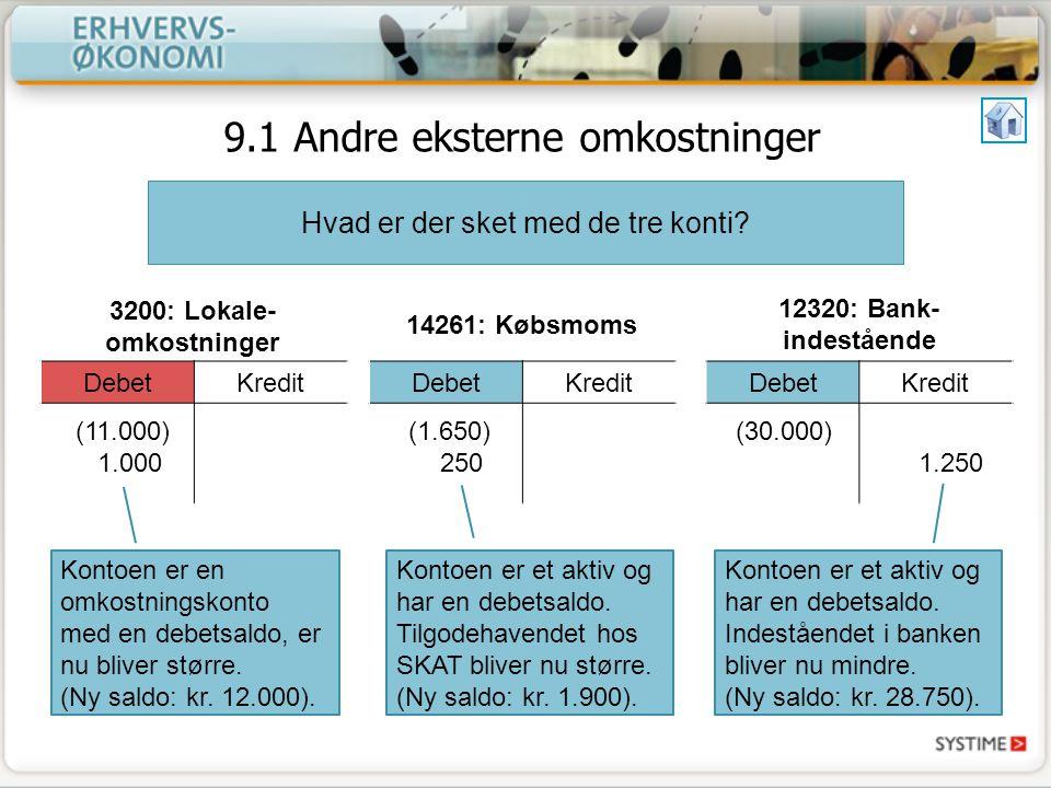 3200: Lokale-omkostninger