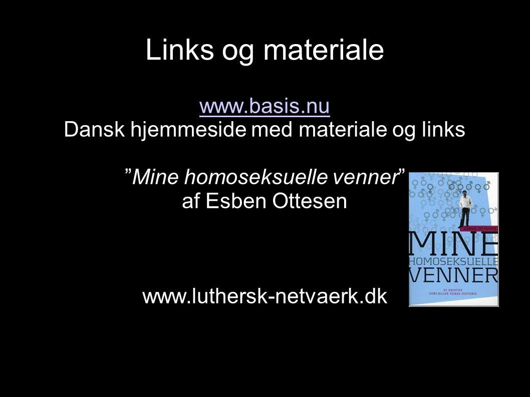 Links og materiale www.basis.nu