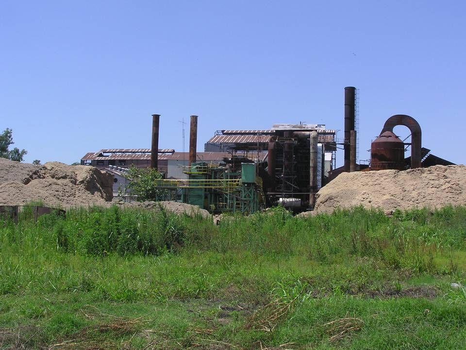 En sukkerfabrik skal bruge store mængder damp og elektricitet.