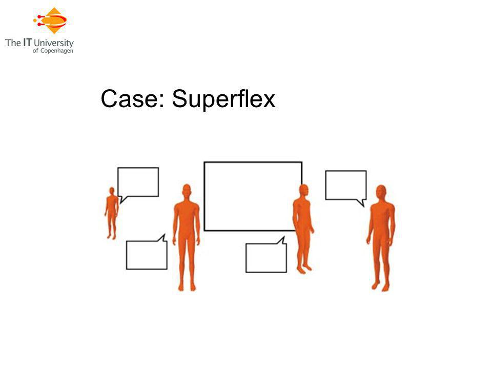 Case: Superflex