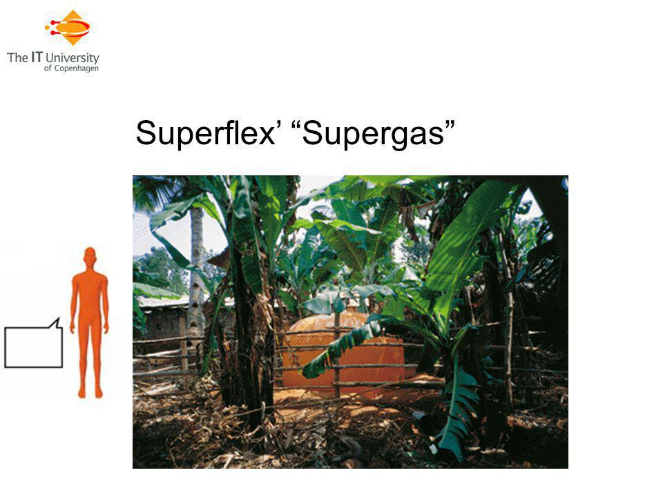 Superflex' Supergas