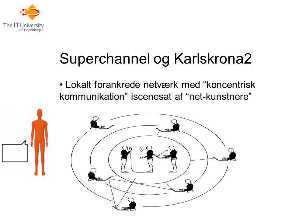 Superchannel og Karlskrona2