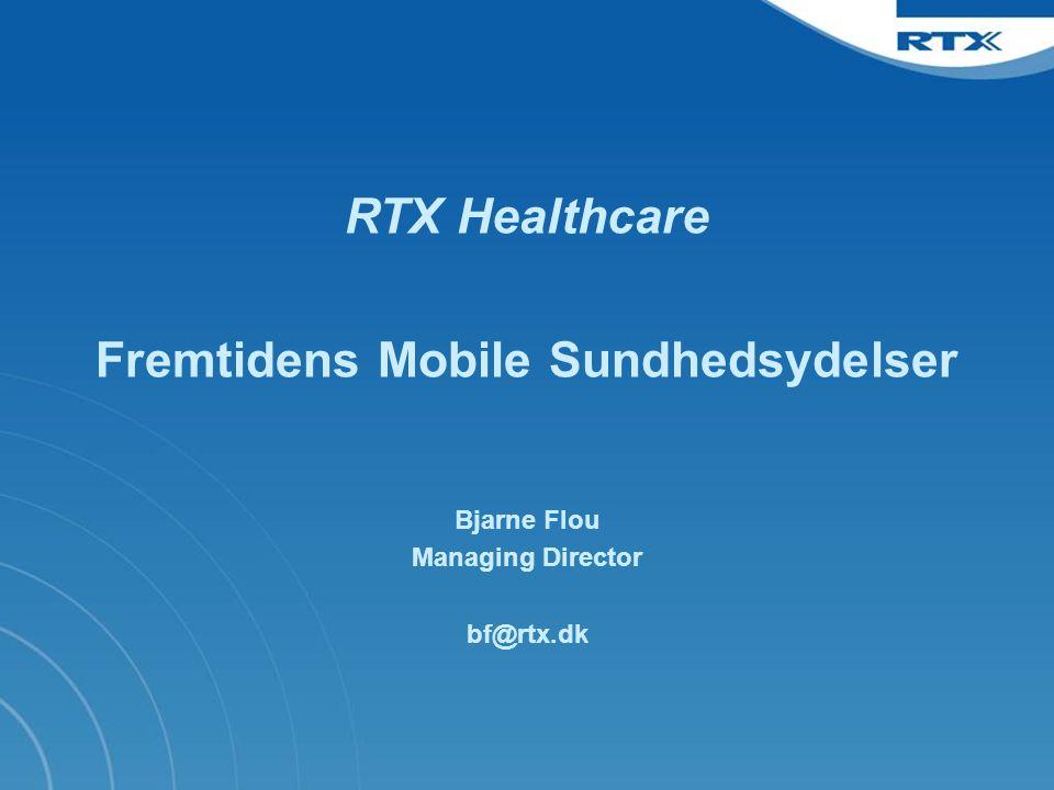 Fremtidens Mobile Sundhedsydelser