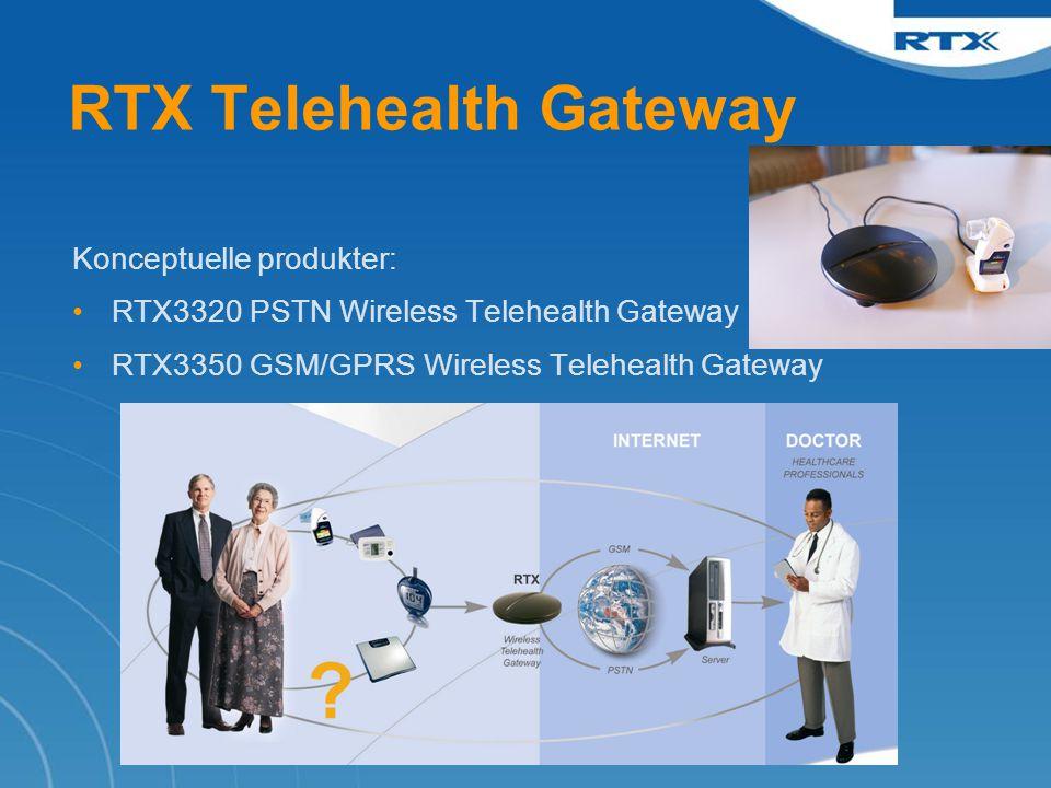 RTX Telehealth Gateway
