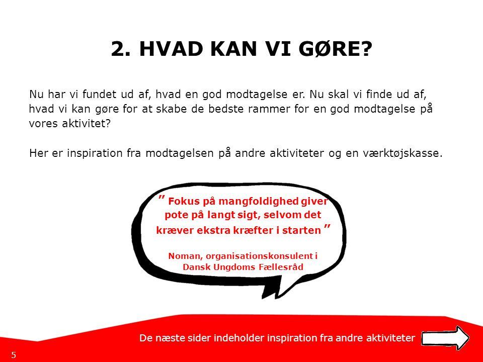 Noman, organisationskonsulent i Dansk Ungdoms Fællesråd