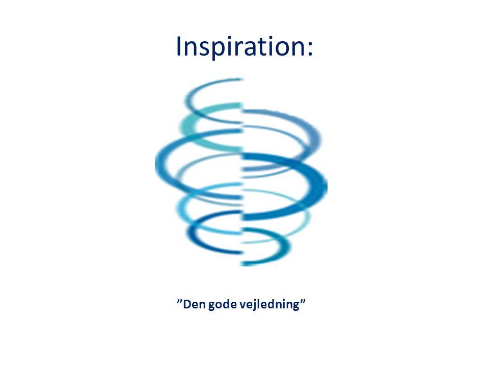Inspiration: Den gode vejledning