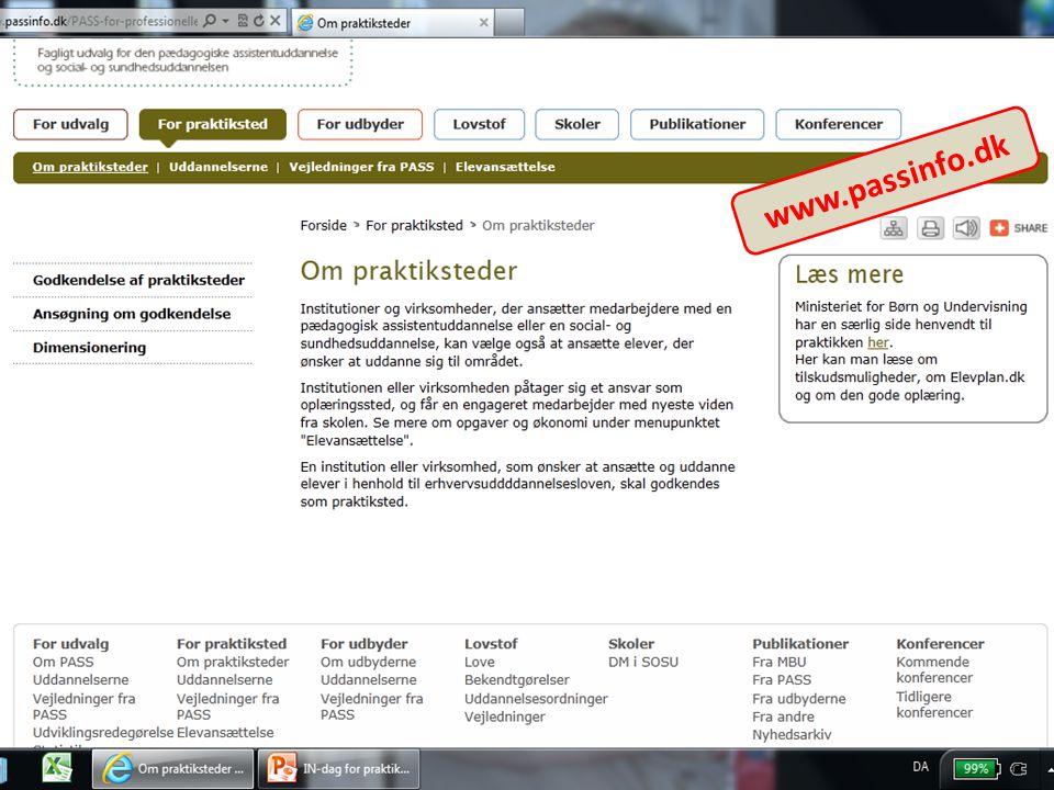 www.passinfo.dk