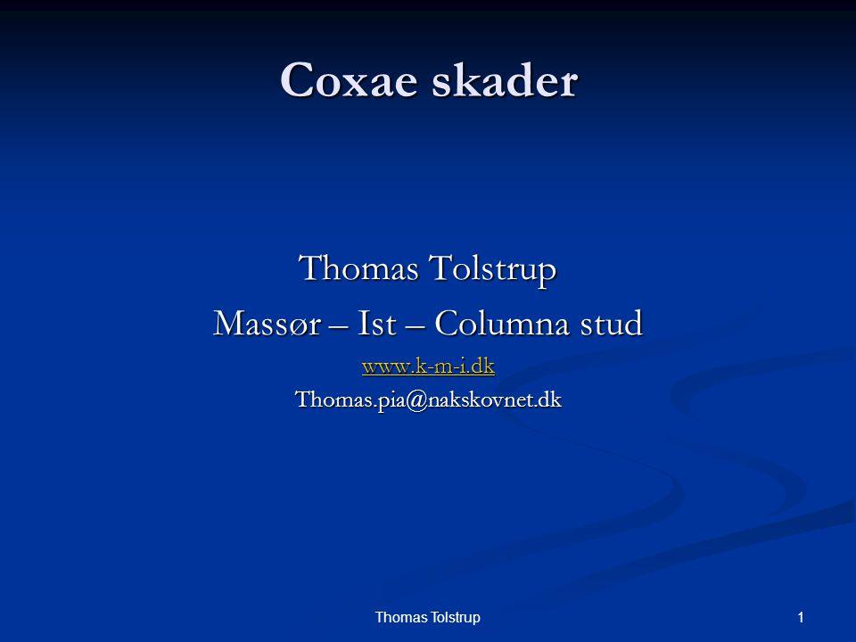 Massør – Ist – Columna stud