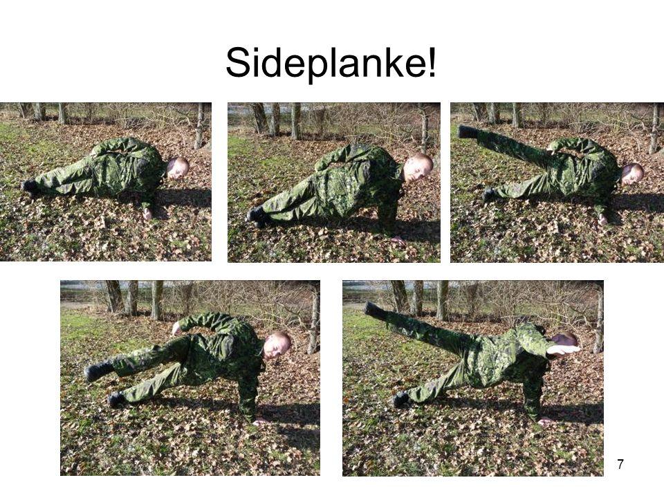 Sideplanke!