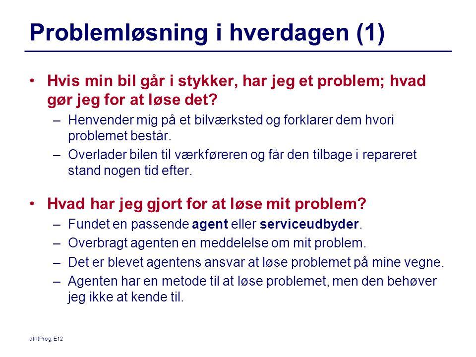 Problemløsning i hverdagen (1)