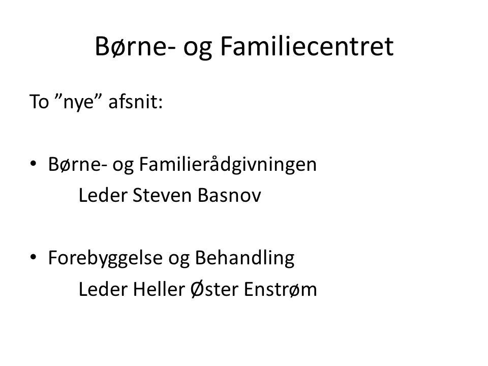 Børne- og Familiecentret