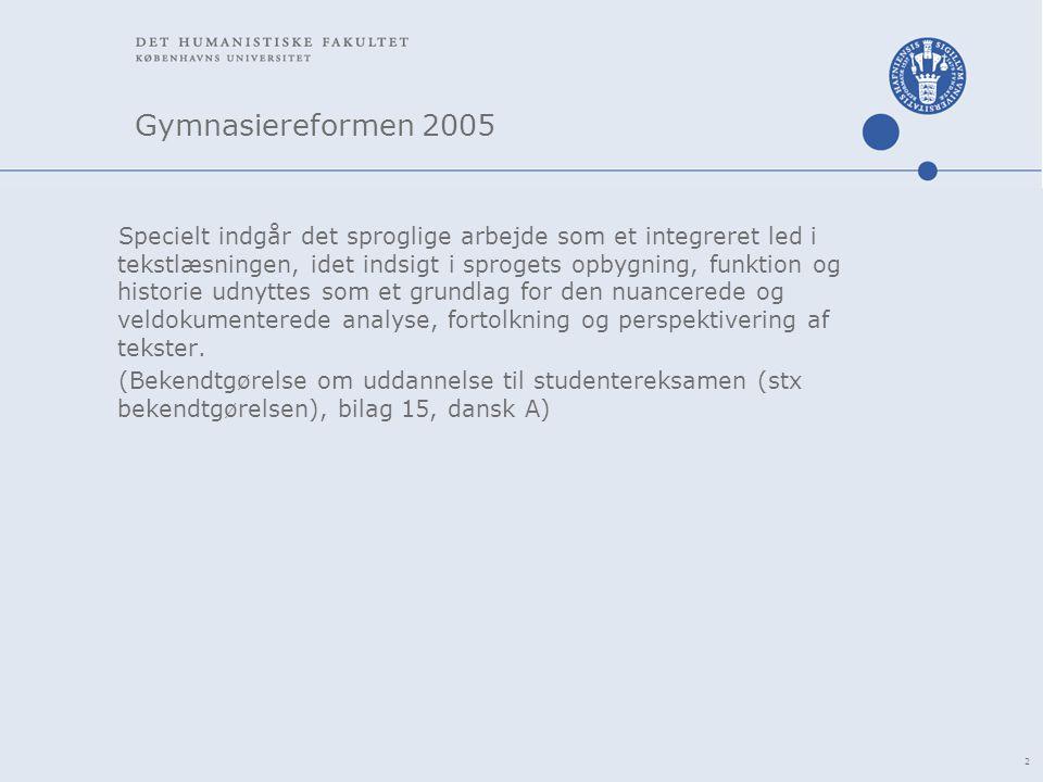 Gymnasiereformen 2005