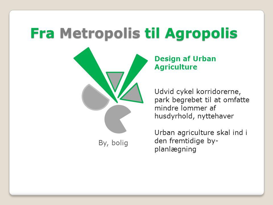 Fra Metropolis til Agropolis