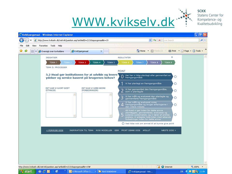 WWW.kvikselv.dk