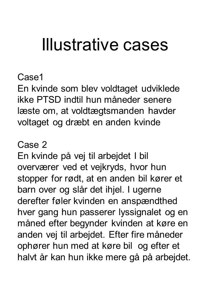 Illustrative cases Case1