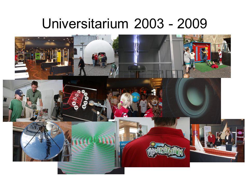 Universitarium 2003 - 2009