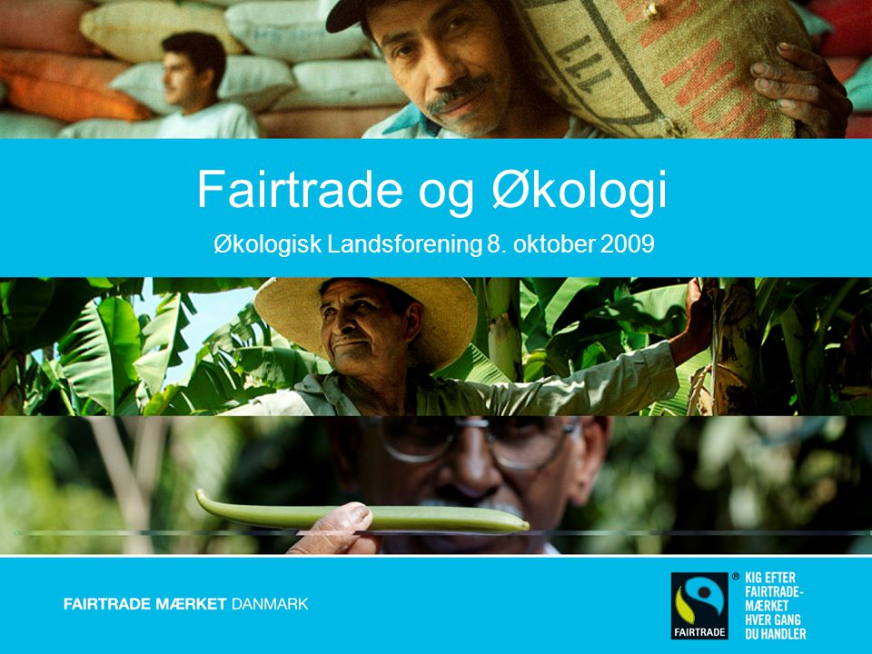 Økologisk Landsforening 8. oktober 2009