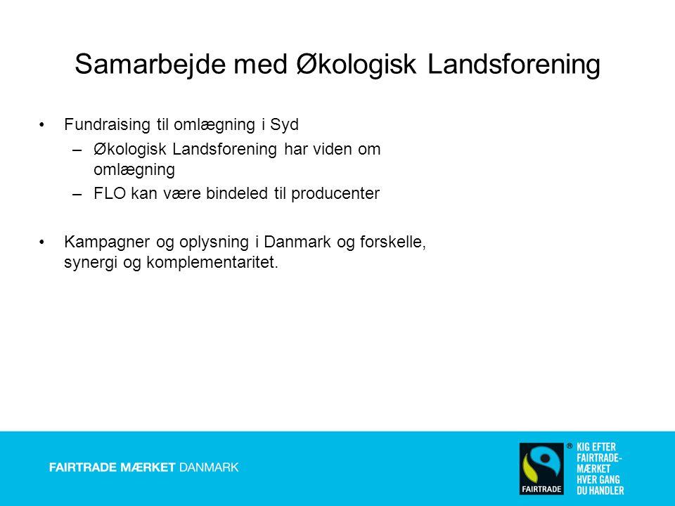 Samarbejde med Økologisk Landsforening