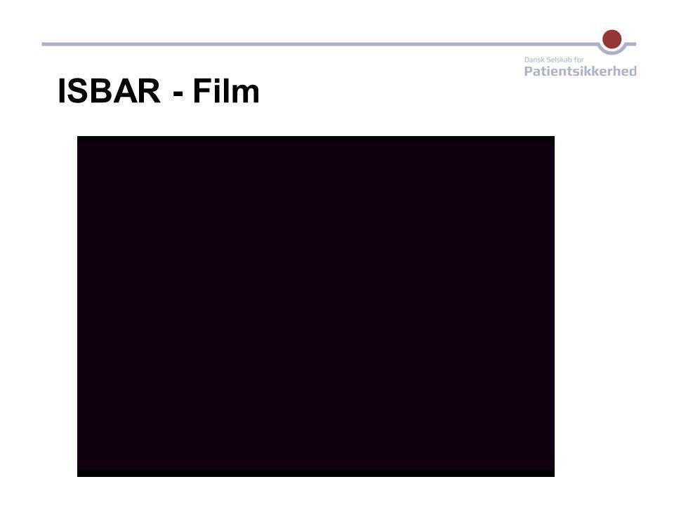 ISBAR - Film Vis 3 klip fra ISBAR Film: