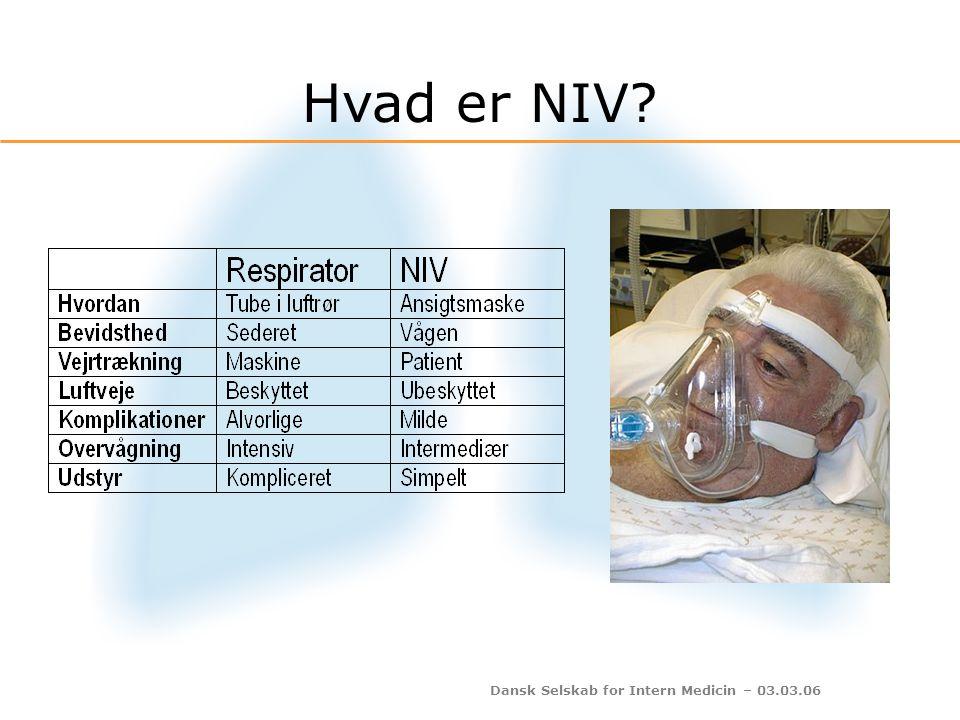 Hvad er NIV