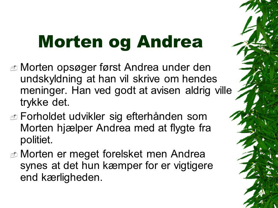 Morten og Andrea