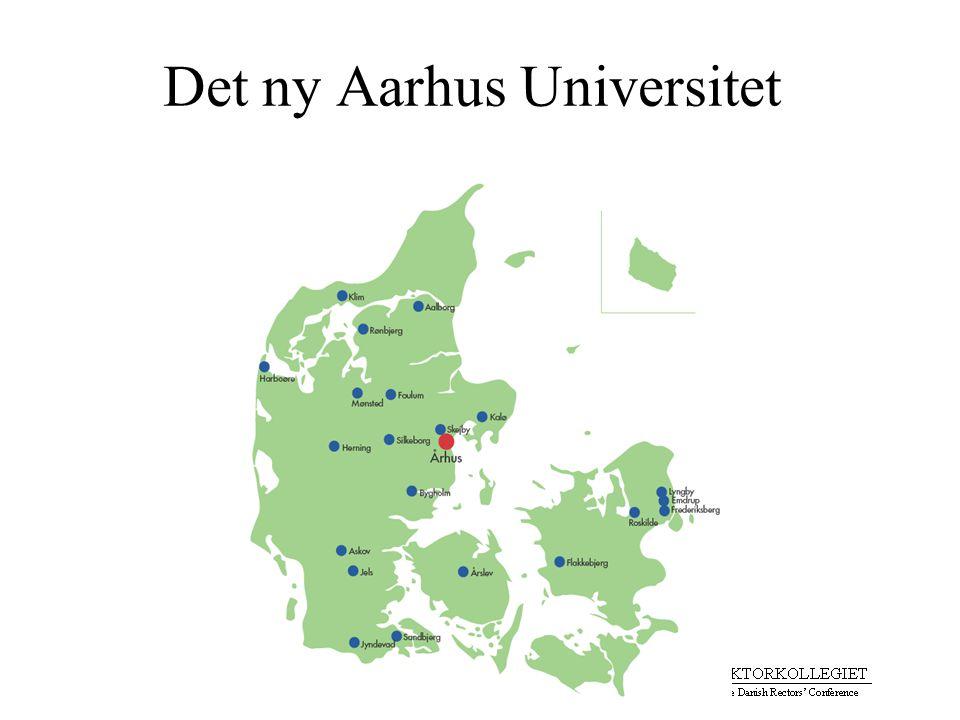Det ny Aarhus Universitet