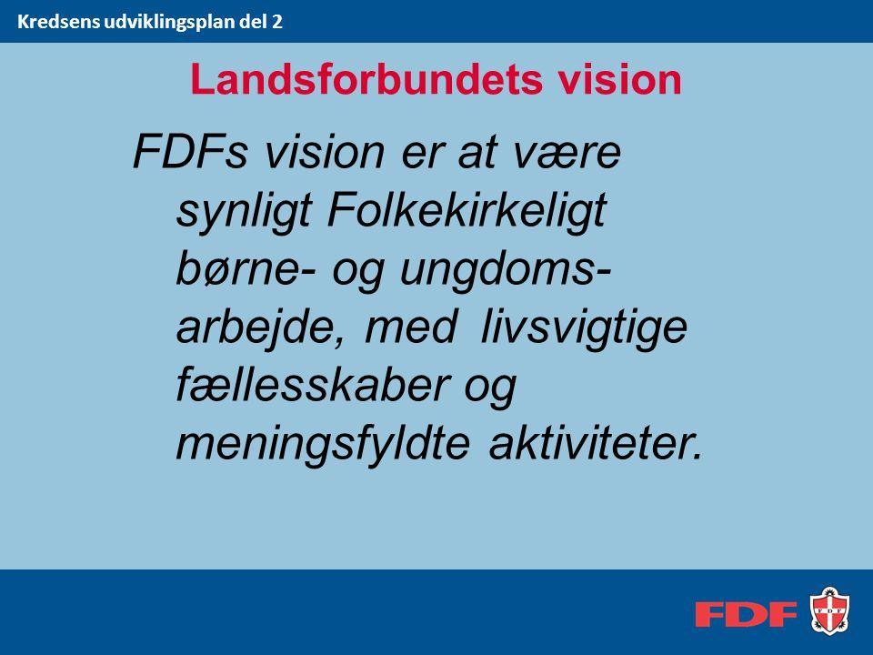 Landsforbundets vision