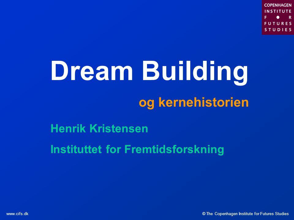 Dream Building og kernehistorien Henrik Kristensen