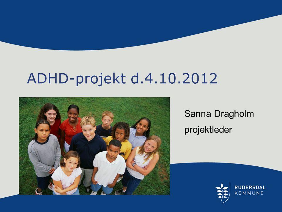Sanna Dragholm projektleder