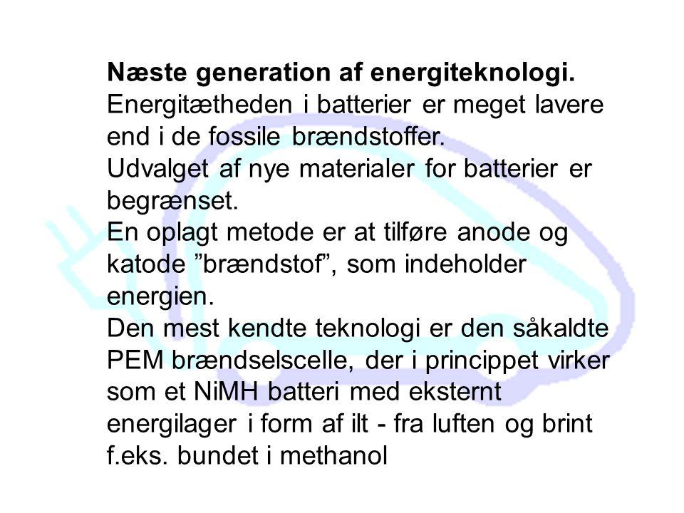 Næste generation af energiteknologi.
