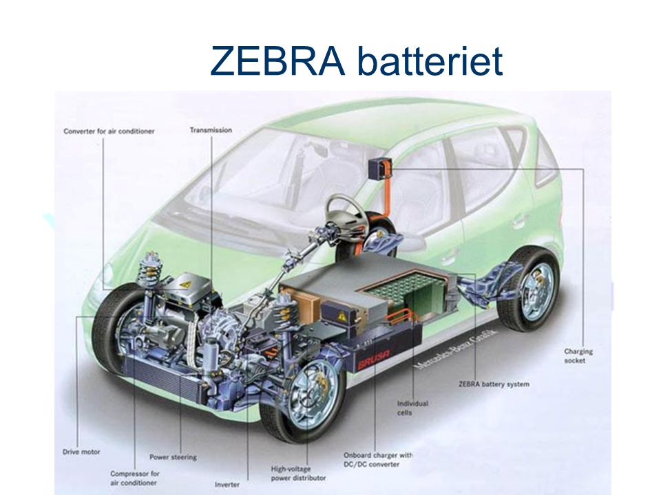 ZEBRA batteriet