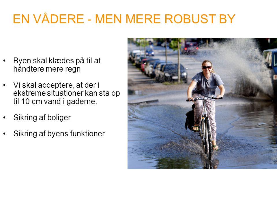 EN VÅDERE - MEN MERE ROBUST BY