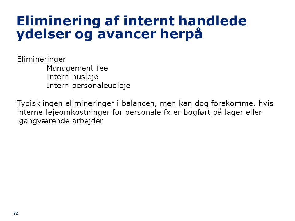HA 6. semester koncernregnskab - ppt video online download