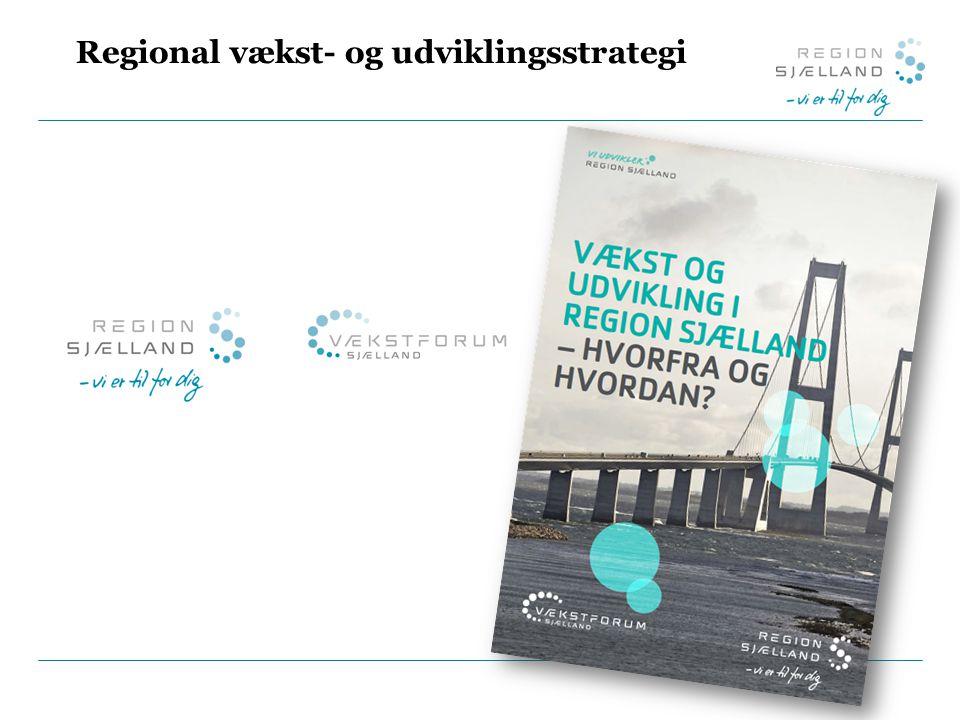 Regional vækst- og udviklingsstrategi
