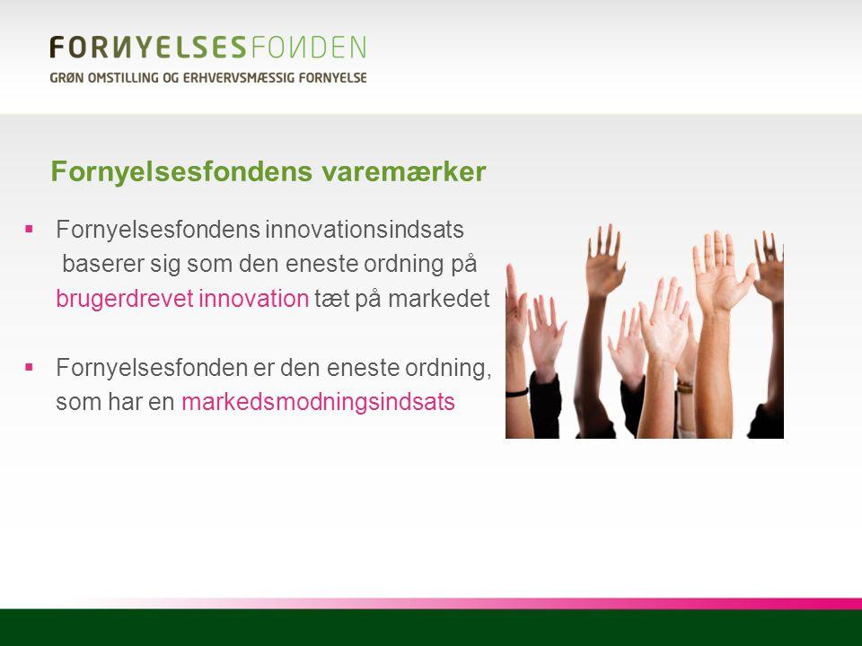 Fornyelsesfondens varemærker