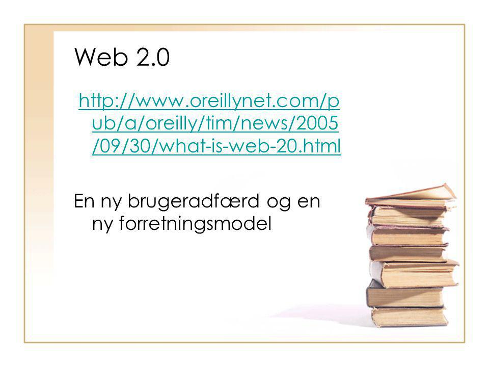 Web 2.0 http://www.oreillynet.com/pub/a/oreilly/tim/news/2005/09/30/what-is-web-20.html.