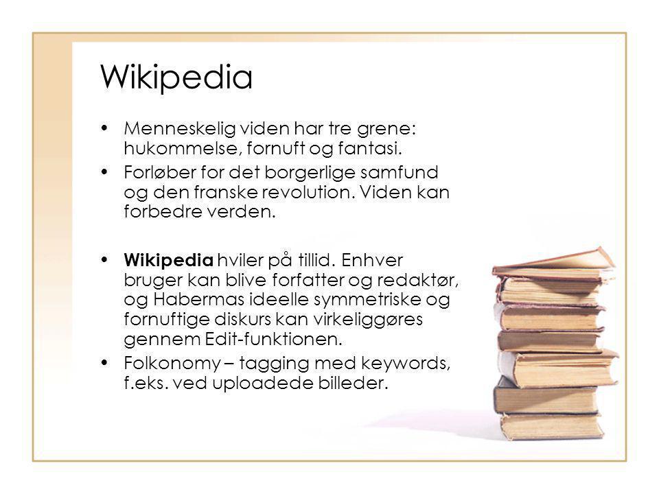 Wikipedia Menneskelig viden har tre grene: hukommelse, fornuft og fantasi.