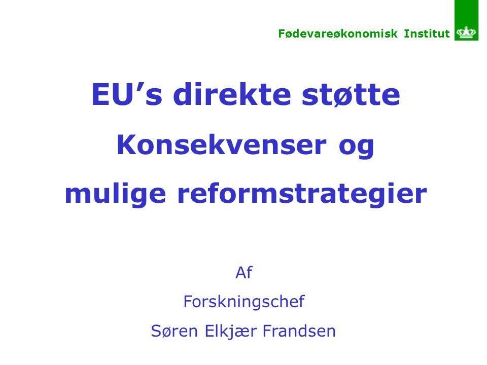 mulige reformstrategier